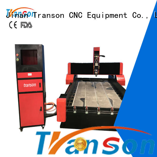Transon stone cnc router factory price
