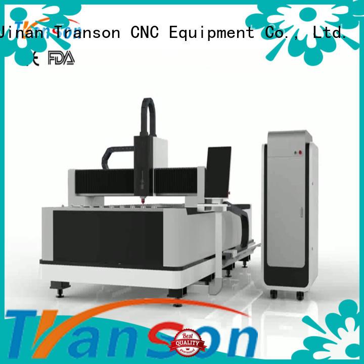 Transon metal cutting laser machine popular advanced technology