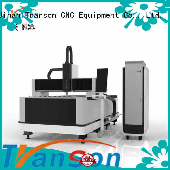 Transon metal cutting laser machine popular advanced technology
