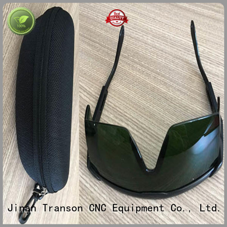 Transon top selling field lens rotating device laser goggles best price for customization