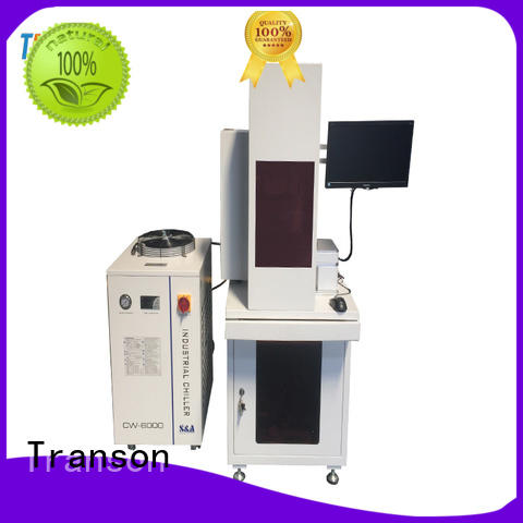 Transon co2 laser machine popular for metal