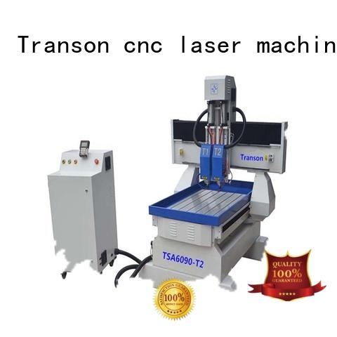 Transon top selling multi spindle cnc router factory supply bulk order