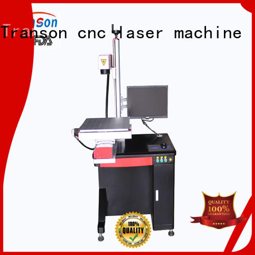 Transon industrial stainless steel marking machine easy operation