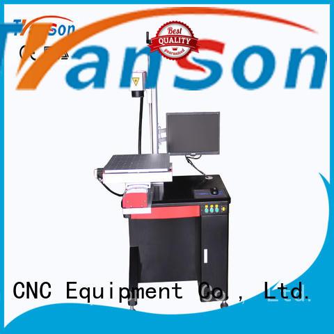 Transon handheld laser marking machine cnc best factory price