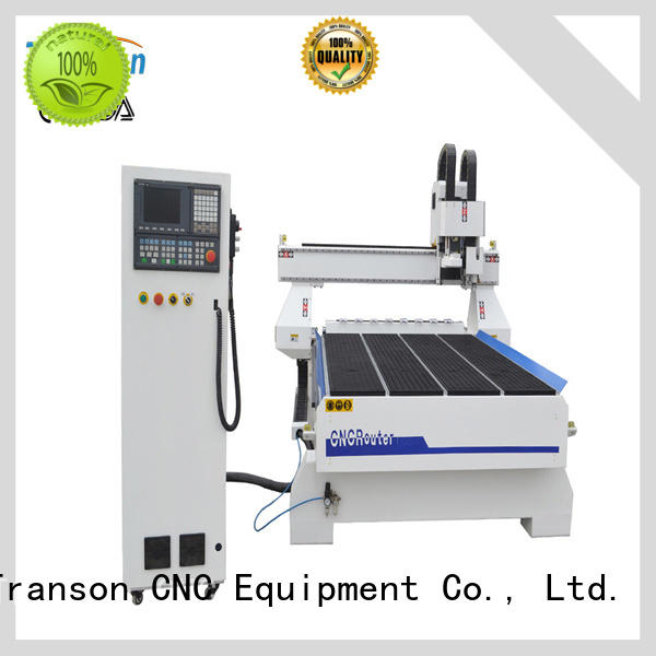 Transon cnc wood router customization