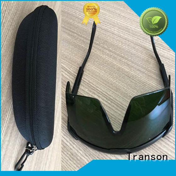 Transon trendy field lens rotating device laser goggles factory supply bulk order