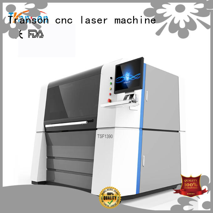 Transon odm metal cutting laser machine high performance fast delivery