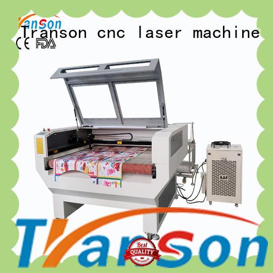 Transon custom leather cutting machine high quality advanced technology