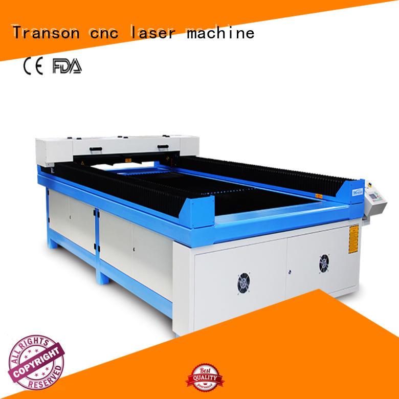 Transon best laser cutting machine customization