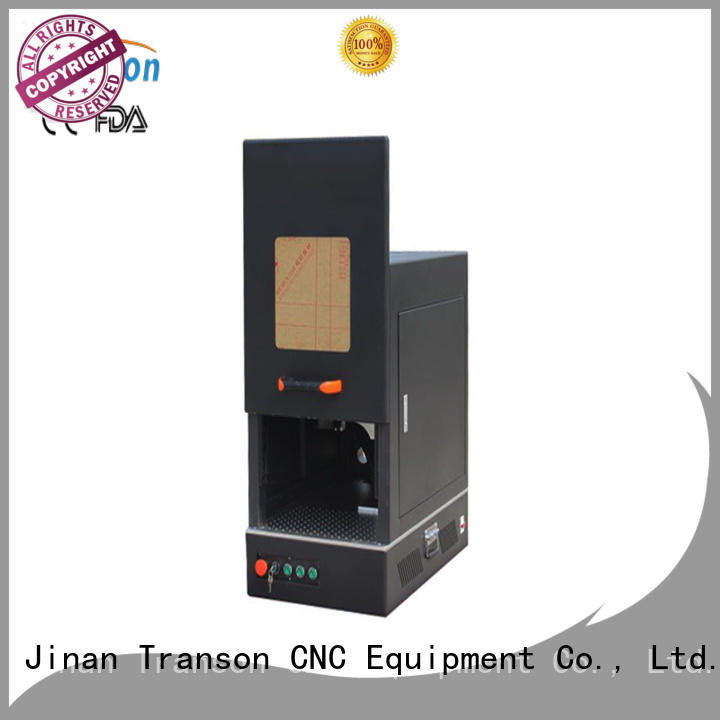 Transon high-precision industrial marking machine metal engraving easy operation
