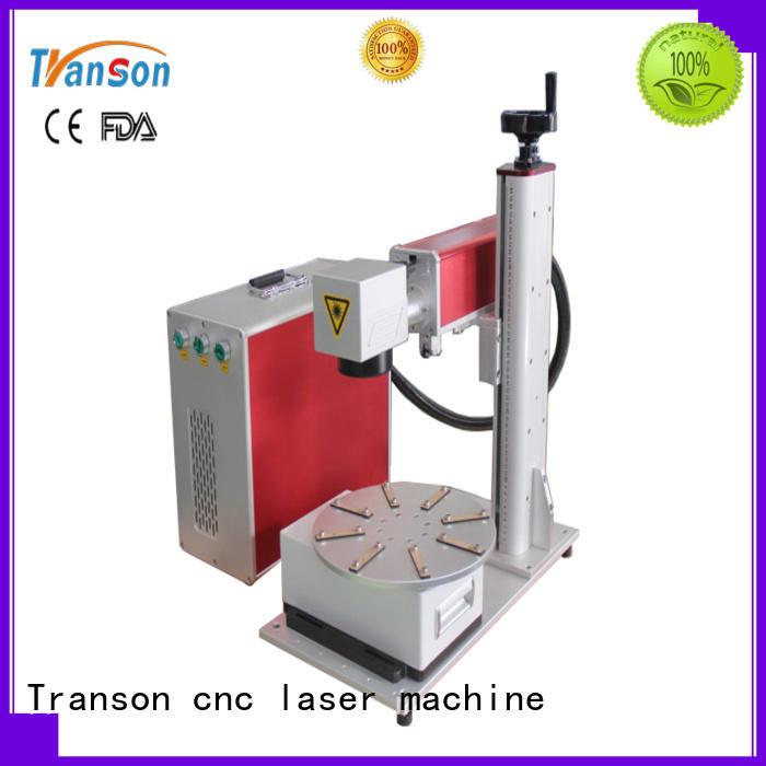 Transon marking machine cnc easy operation