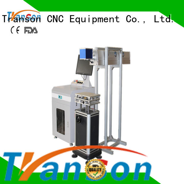 Transon laser marker machine laser marking machine high performance fast delivery