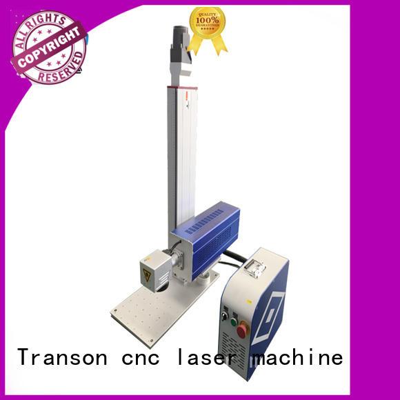 Transon custom laser marker machine laser marking machine popular fast delivery