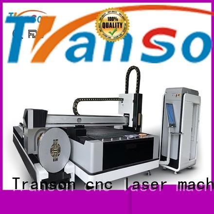 Transon odm metal cutting laser machine high performance advanced technology
