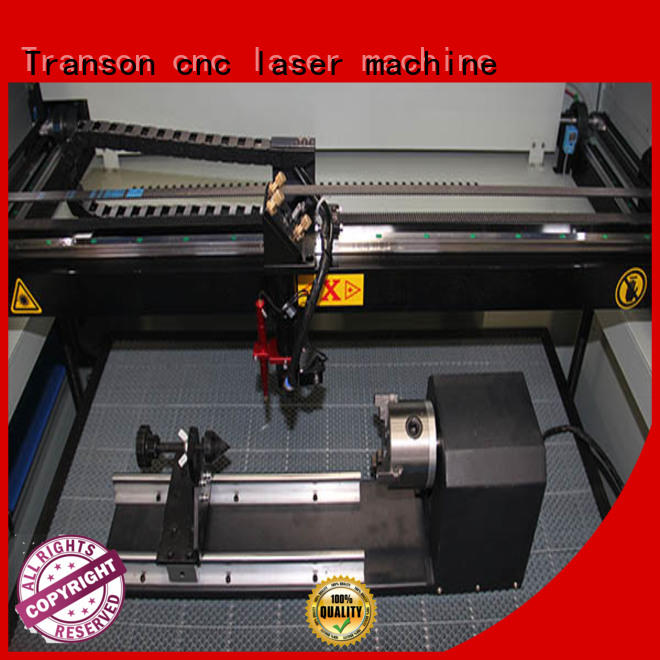 Transon recommended laser exhaust fan laser heads good quality