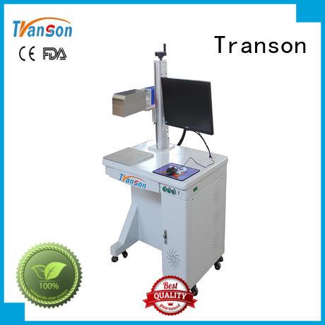 Transon portable laser marking machine metal engraving factory direct supply