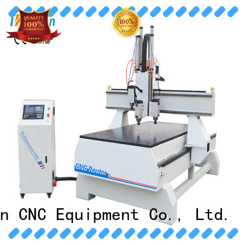 Transon top selling cnc routers for woodworking for customization
