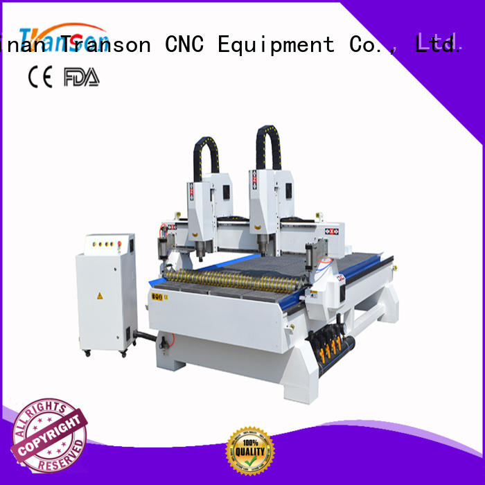 Transon industrial cnc router durable for wholesale